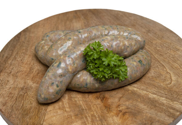 Carrot & Spinach Chicken Sausage - TUC1679