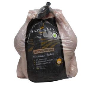 Hazeldene's Free Range Chicken 1.4 – 1.6 Kg - TUC1735