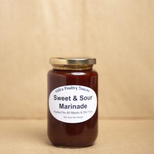Sweet Sour Marinade
