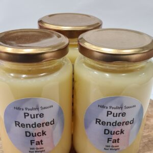 Cropped Duck Fat