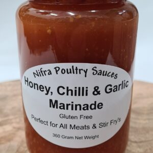 Honey, Chilli & Garlic Marinade