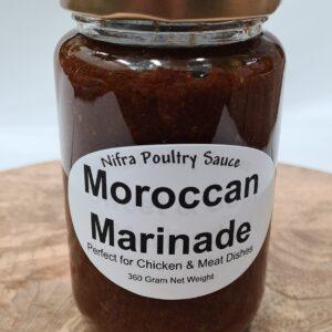 Moroccan Marinade