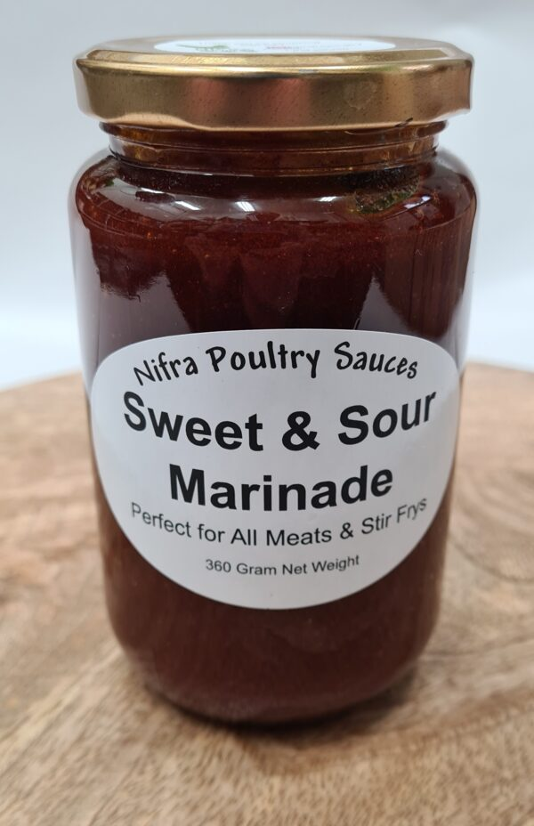 Sweet & Sour Marinade